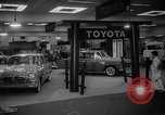 Image of international automobile show New York United States USA, 1959, second 21 stock footage video 65675071750
