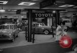 Image of international automobile show New York United States USA, 1959, second 22 stock footage video 65675071750