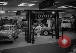 Image of international automobile show New York United States USA, 1959, second 26 stock footage video 65675071750