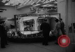 Image of international automobile show New York United States USA, 1959, second 33 stock footage video 65675071750