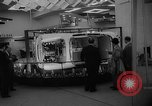Image of international automobile show New York United States USA, 1959, second 35 stock footage video 65675071750