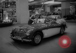 Image of international automobile show New York United States USA, 1959, second 40 stock footage video 65675071750