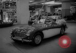 Image of international automobile show New York United States USA, 1959, second 42 stock footage video 65675071750