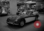 Image of international automobile show New York United States USA, 1959, second 43 stock footage video 65675071750