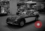 Image of international automobile show New York United States USA, 1959, second 44 stock footage video 65675071750