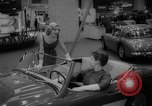 Image of international automobile show New York United States USA, 1959, second 45 stock footage video 65675071750