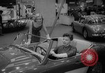 Image of international automobile show New York United States USA, 1959, second 47 stock footage video 65675071750