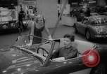 Image of international automobile show New York United States USA, 1959, second 48 stock footage video 65675071750