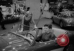 Image of international automobile show New York United States USA, 1959, second 49 stock footage video 65675071750
