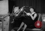 Image of international automobile show New York United States USA, 1959, second 53 stock footage video 65675071750