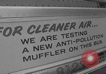 Image of anti-pollution mufflers New York United States USA, 1967, second 22 stock footage video 65675071756
