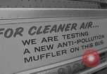 Image of anti-pollution mufflers New York United States USA, 1967, second 23 stock footage video 65675071756