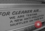 Image of anti-pollution mufflers New York United States USA, 1967, second 24 stock footage video 65675071756