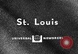 Image of fuel cell truck Saint Louis Missouri USA, 1967, second 1 stock footage video 65675071757
