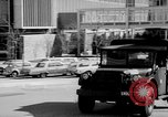 Image of fuel cell truck Saint Louis Missouri USA, 1967, second 4 stock footage video 65675071757