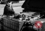 Image of fuel cell truck Saint Louis Missouri USA, 1967, second 17 stock footage video 65675071757