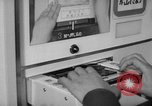Image of automated railroad ticket machine Japan, 1967, second 16 stock footage video 65675071759