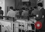 Image of automated railroad ticket machine Japan, 1967, second 56 stock footage video 65675071759