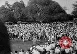 Image of Masters Golf Tournament Augusta Georgia USA, 1967, second 9 stock footage video 65675071761
