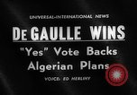 Image of Algerian plans France, 1962, second 5 stock footage video 65675071766