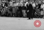 Image of Masters Golf Tournament Augusta Georgia USA, 1962, second 19 stock footage video 65675071770
