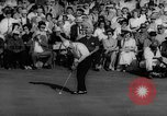 Image of Masters Golf Tournament Augusta Georgia USA, 1962, second 49 stock footage video 65675071770