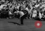 Image of Masters Golf Tournament Augusta Georgia USA, 1962, second 50 stock footage video 65675071770