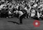 Image of Masters Golf Tournament Augusta Georgia USA, 1962, second 51 stock footage video 65675071770