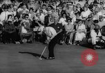 Image of Masters Golf Tournament Augusta Georgia USA, 1962, second 52 stock footage video 65675071770