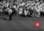 Image of Masters Golf Tournament Augusta Georgia USA, 1962, second 53 stock footage video 65675071770