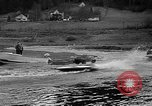 Image of Sammamish Slough Outboard Classic Seattle Washington USA, 1948, second 6 stock footage video 65675071774