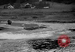 Image of Sammamish Slough Outboard Classic Seattle Washington USA, 1948, second 7 stock footage video 65675071774