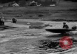 Image of Sammamish Slough Outboard Classic Seattle Washington USA, 1948, second 8 stock footage video 65675071774