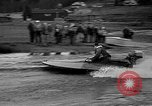 Image of Sammamish Slough Outboard Classic Seattle Washington USA, 1948, second 9 stock footage video 65675071774