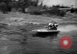 Image of Sammamish Slough Outboard Classic Seattle Washington USA, 1948, second 20 stock footage video 65675071774