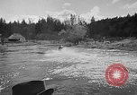 Image of Sammamish Slough Outboard Classic Seattle Washington USA, 1948, second 22 stock footage video 65675071774