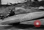 Image of Sammamish Slough Outboard Classic Seattle Washington USA, 1948, second 36 stock footage video 65675071774