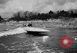 Image of Sammamish Slough Outboard Classic Seattle Washington USA, 1948, second 37 stock footage video 65675071774