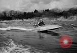 Image of Sammamish Slough Outboard Classic Seattle Washington USA, 1948, second 39 stock footage video 65675071774