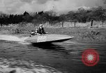 Image of Sammamish Slough Outboard Classic Seattle Washington USA, 1948, second 40 stock footage video 65675071774