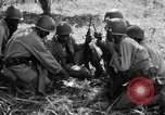 Image of 158th Infantry 2nd Battalion Arawe New Britain Papua New Guinea, 1943, second 20 stock footage video 65675071777