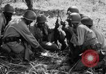 Image of 158th Infantry 2nd Battalion Arawe New Britain Papua New Guinea, 1943, second 21 stock footage video 65675071777