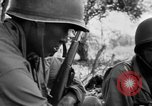Image of 158th Infantry 2nd Battalion Arawe New Britain Papua New Guinea, 1943, second 47 stock footage video 65675071777