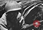 Image of 158th Infantry 2nd Battalion Arawe New Britain Papua New Guinea, 1943, second 47 stock footage video 65675071778