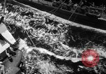 Image of transfer of wounded Pacific Ocean, 1944, second 11 stock footage video 65675071811