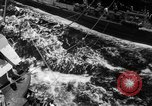 Image of transfer of wounded Pacific Ocean, 1944, second 12 stock footage video 65675071811