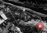Image of transfer of wounded Pacific Ocean, 1944, second 15 stock footage video 65675071811