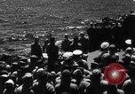 Image of burial Pacific Ocean, 1944, second 8 stock footage video 65675071812