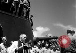 Image of burial Pacific Ocean, 1944, second 16 stock footage video 65675071812