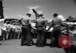 Image of burial Pacific Ocean, 1944, second 24 stock footage video 65675071812